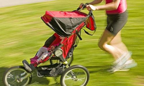 Jogging stroller safety tips | WorldwideRunning.com